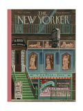 The New Yorker Cover - November 13  1948