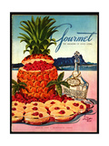 Gourmet Cover - March 1950