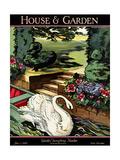 House & Garden Cover - June 1926