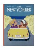 The New Yorker Cover - September 18, 1989 Giclée premium par Barbara Westman