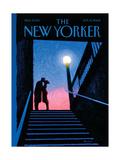 The New Yorker Cover - September 15, 2008 Giclée premium par Eric Drooker