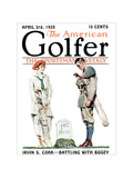 The American Golfer April 4  1920