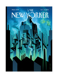 New Yorker Cover - October 10  2011