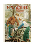 The New Yorker Cover - November 16  1946