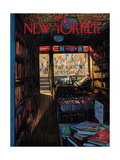 The New Yorker Cover - July 20  1957