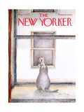 The New Yorker Cover - May 12, 1973 Giclée premium par Andre Francois