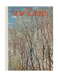 The New Yorker Cover - January 31  1959