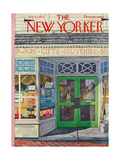 The New Yorker Cover - July 8  1974