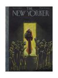 The New Yorker Cover - November 11  1944