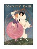 Vanity Fair Cover - May 1914 Giclée premium par George Wolfe Plank