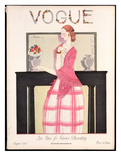 Vogue Cover - August 1923
