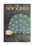 The New Yorker Cover - June 4  1966