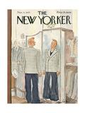 The New Yorker Cover - November 3  1945