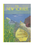 The New Yorker Cover - July 15  1972