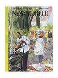 The New Yorker Cover - September 16  1950