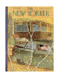 The New Yorker Cover - October 6  1951