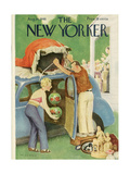 The New Yorker Cover - August 24  1946