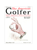 The American Golfer August 23  1924