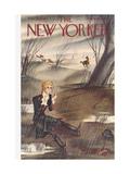 The New Yorker Cover - November 28  1936