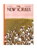 The New Yorker Cover - November 6  1965