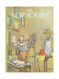 The New Yorker Cover - January 15  1966