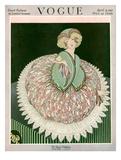 Vogue Cover - April 1916
