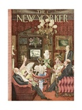 The New Yorker Cover - February 4  1950
