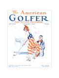 The American Golfer July 12  1924
