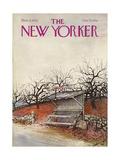 The New Yorker Cover - November 6  1978