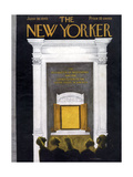 The New Yorker Cover - June 30  1945
