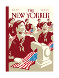 The New Yorker Cover - July 3  2006