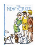 The New Yorker Cover - July 22  1967