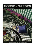 House & Garden Cover - June 1933