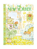 The New Yorker Cover - May 11  1968