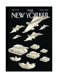 The New Yorker Cover - April 9  2007