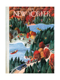 The New Yorker Cover - October 18  1941