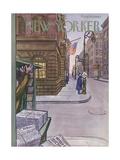 The New Yorker Cover - November 1  1952