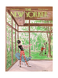 The New Yorker Cover - May 20  1967