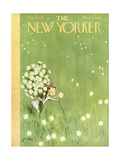 The New Yorker Cover - August 16  1952