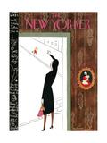The New Yorker Cover - September 14  1946