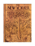 The New Yorker Cover - March 14  1936