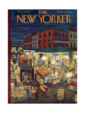 The New Yorker Cover - November 23  1957
