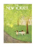 The New Yorker Cover - May 30  1953