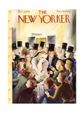 The New Yorker Cover - October 24  1936