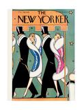 The New Yorker Cover - October 30, 1926 Giclée premium par Stanley W. Reynolds