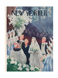 The New Yorker Cover - March 20  1943