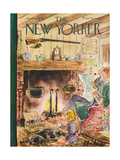The New Yorker Cover - April 24  1948