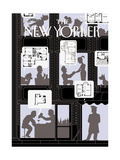 The New Yorker Cover - June 6  2005