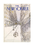 The New Yorker Cover - December 4  1978