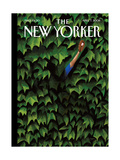 The New Yorker Cover - April 7  2008